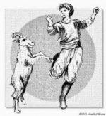 Kladi de geitenhoeder