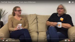"""Meet met Greet"" met Joyce Willemsen"