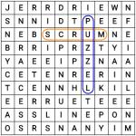 Scrum puzzel