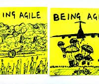 Doing Agile / Being Agile